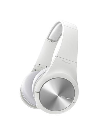 Pioneer SE-MX7-W Kulaküstü Kulaklık Beyaz